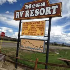 Mesa Campground Review