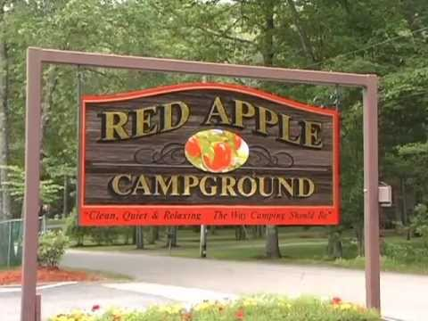Red Apple Campground – Overview