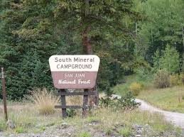 South Mineral Campground