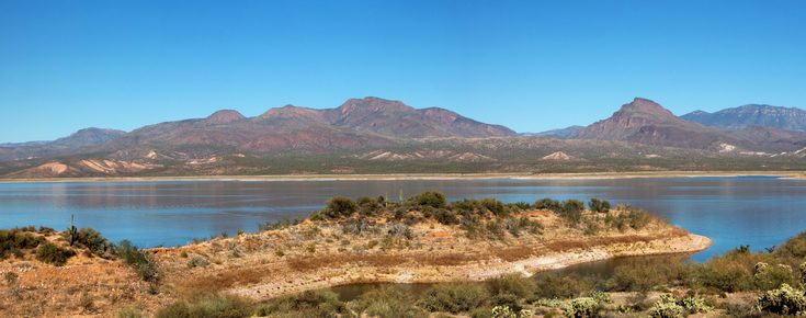 Roosevelt Lake Arizona