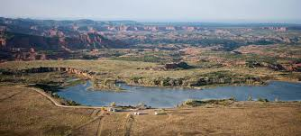 Caprock Canyons State Park Texas