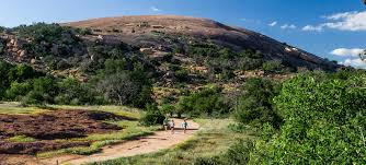 Enchanted Rock State Natural Area Texas