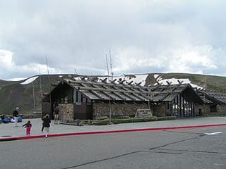 Alpine Visitor Center June