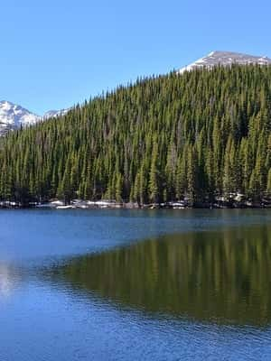 Bear Lake Colorado National Park